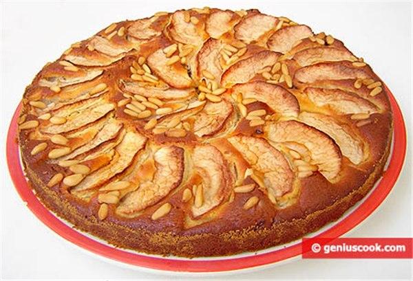 Английский пирог с яблоками рецепты